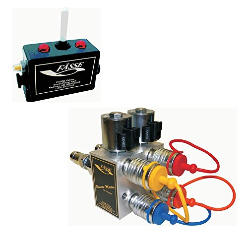 Fasse ISO Remote Master Hydraulic Multiplier Valve Kit - Hydraulic Remote