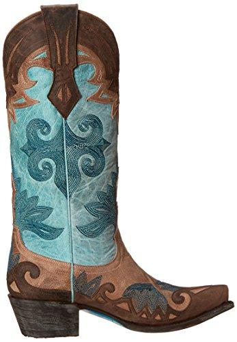 Bottes De Voie Femmes Maggie Western Boot Tan
