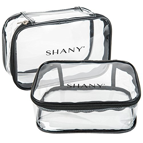 [SHANY Slumber Party Cosmetics Clear Waterproof Travel Bag] (Whole Sale Makeup)