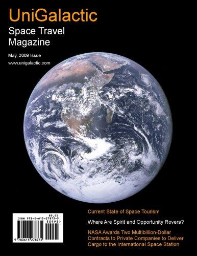 UniGalactic Space Travel Magazine (May 2009 Issue) (2009 Magazine)