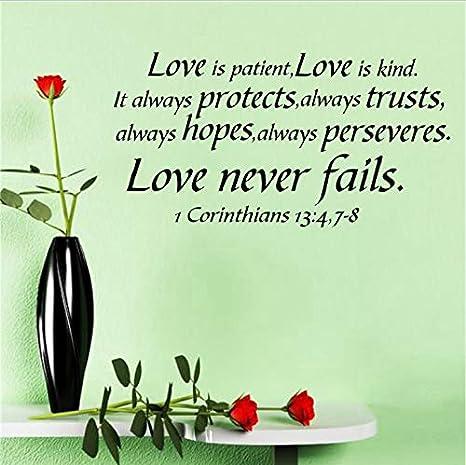 Hllcy 1 Cor 13 Chanson De L Amour Est Patient Verset De La