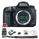 Canon EOS 7D Mark II Digital SLR Camera (Body Only) International...