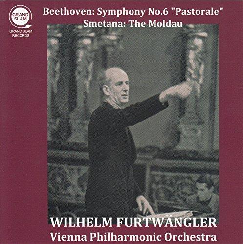 ヴィルヘルム・フルトヴェングラー ウィーン・フィルハーモニー管弦楽団 / ベートーヴェン:交響曲第6番 「田園」 | スメタナ : 交響詩 「モルダウ」