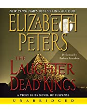 Laughter of Dead Kings (Vicky Bliss, No. 6) by Elizabeth Peters (2008-08-26)