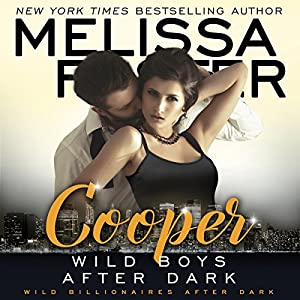 Wild Boys After Dark: Cooper Audiobook