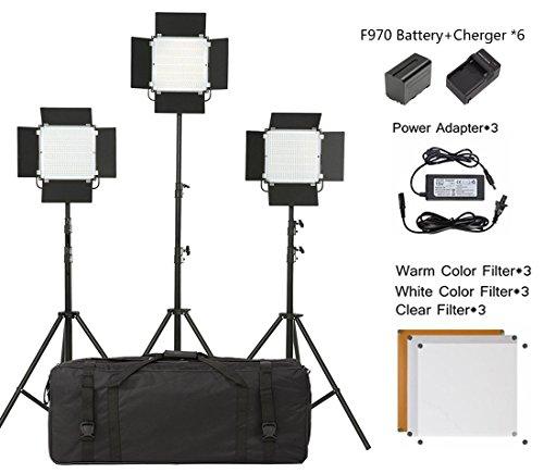 Pro Series Led Studio Panel Light - 6