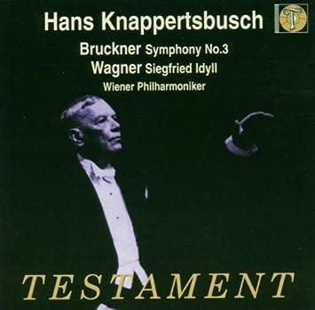 Symphony 3 / Siegfried Idyll