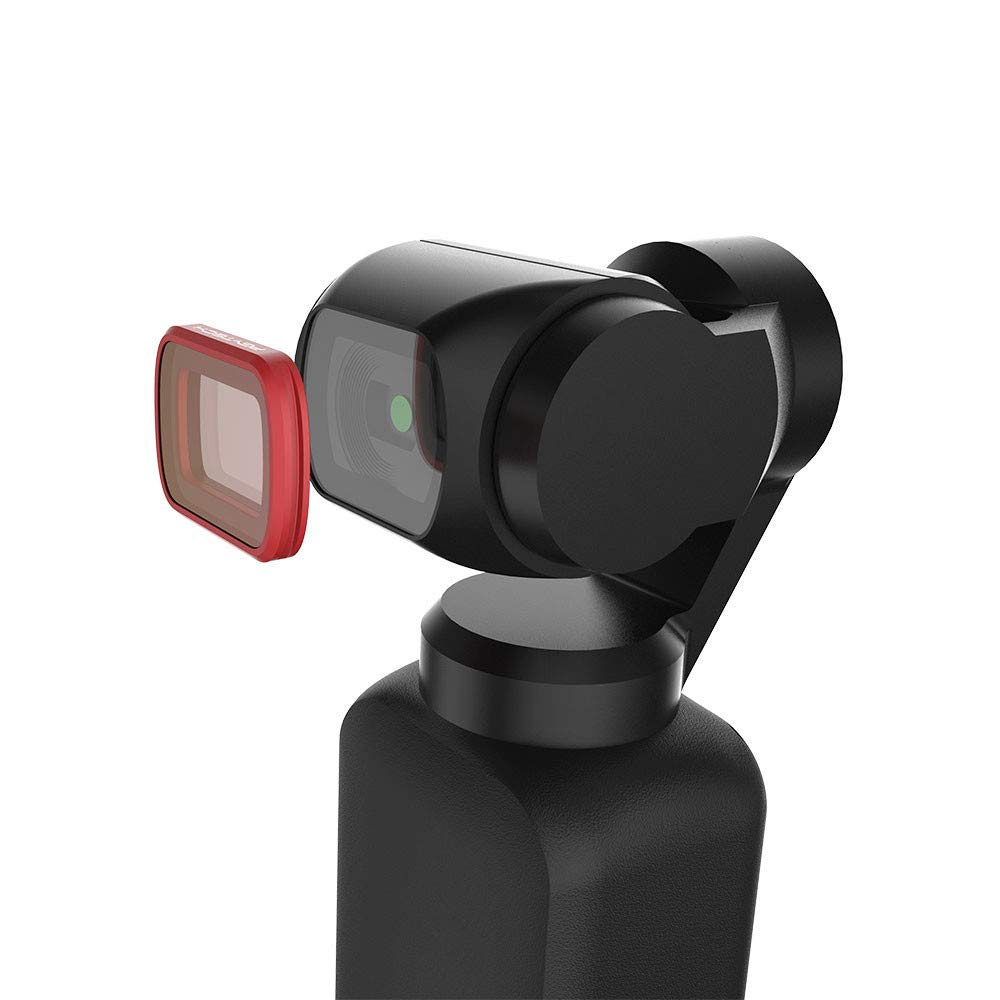 OUBAO Camera Lens Filters for DJI OSMO Pocket Waterproof Accessories (ND8-GR ND16-4 ND32-8) by OUBAO (Image #2)
