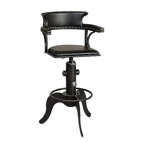 XiaXia Taburetes de Bar, Juego de sillas de Bar, sillones de ...