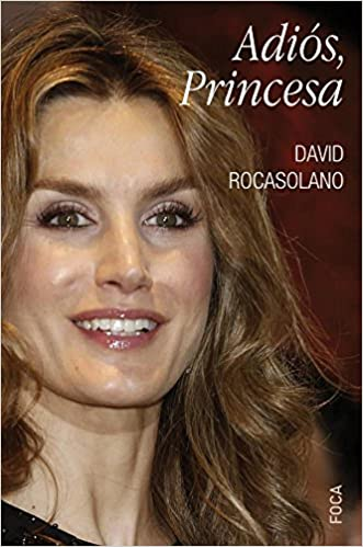 libro adios princesa david rocasolano
