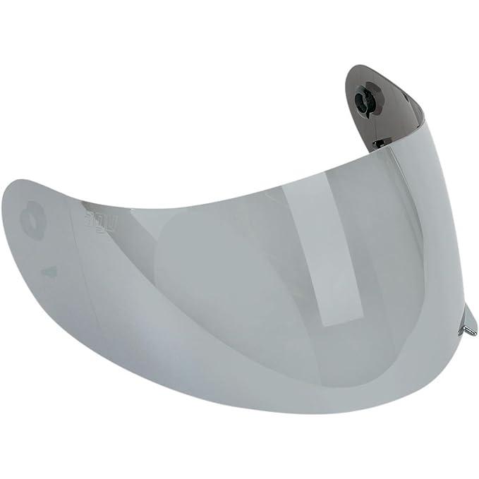 Amazon.com: Visor de casco K3/K4 de AGV, talla única , Humo ...