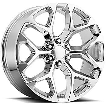 Amazon Com Oe Wheels 20 Inch Fits Chevy Silverado Tahoe Gmc Sierra