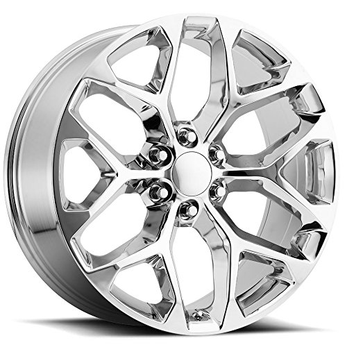 Top recommendation for snowflakes rims chrome