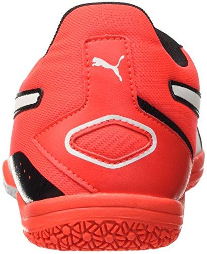 Puma Invicto Sala F6, Botas de Fútbol Unisex Adulto Rojo (Red 11)