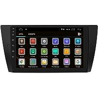 Android 10 GPS autoradio stereo-installatie met 9-inch touchscreen compatibel met BMW 3-serie E90 / E91 / E92 / E93 2006…