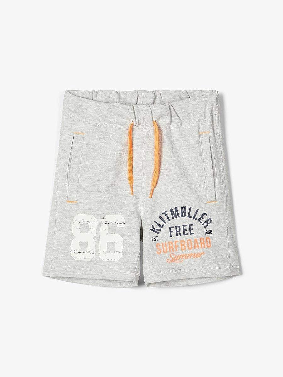 Name It Nmmfariko Sweat Long Shorts Unb Pantaloncini Bambino