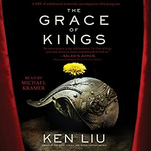 The Grace of Kings Audiobook