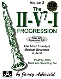 img - for Play-A-Long Series, Vol. 3, The II/V7/I Progression: The Most Important Musical Sequence in Jazz (Book & CD Set) (Jazz Play-a-Long) book / textbook / text book