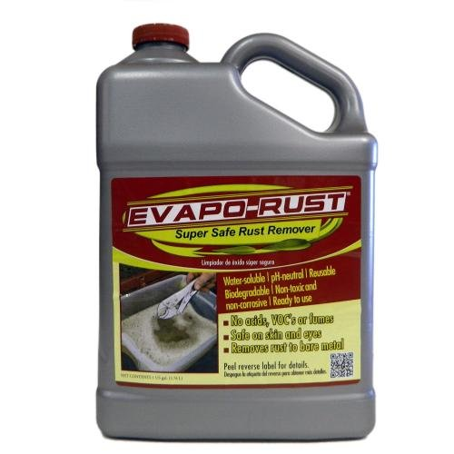 Rust Remover For Metal