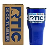 RTIC Tumbler, 30 oz, Royal, Insulated Travel