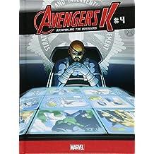 Avengers K Assembling the Avengers 4