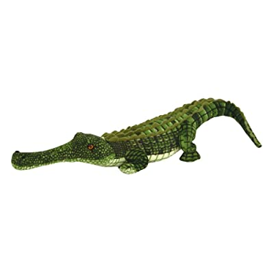 Adventure Planet Plush - GHARIAL CROCODILE ( 23 inch ): Toys & Games