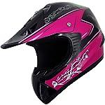 X4 Motocross Dirt Bike Off Road Helmet