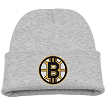 Banana King Bitcoin Logo Baby Beanie Hat Toddler Winter Warm Knit Woolen Watch Cap for Kids