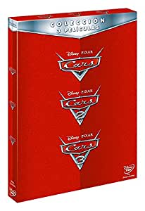 Pack: Cars 1 + Cars 2 + Cars 3 [DVD]: Amazon.es: Personajes animados, Personajes animados: Cine y Series TV