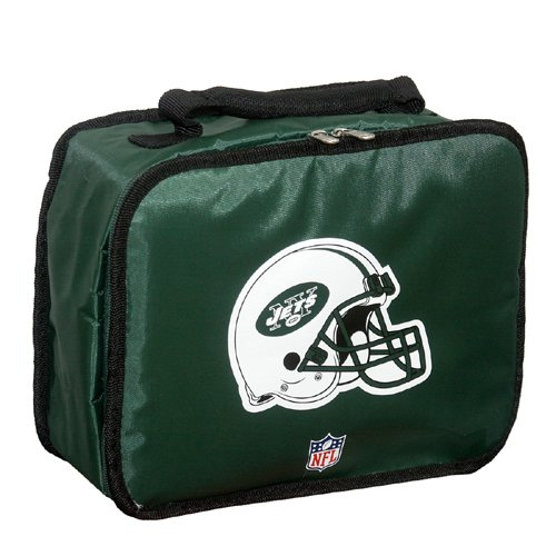 Lunch Lions Box (Concept One Accessories NFL New York Jets Lunchbreak Lunchbox)