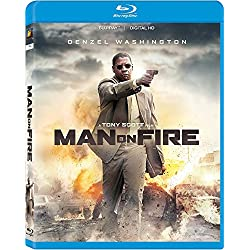 Man On Fire Blu-ray