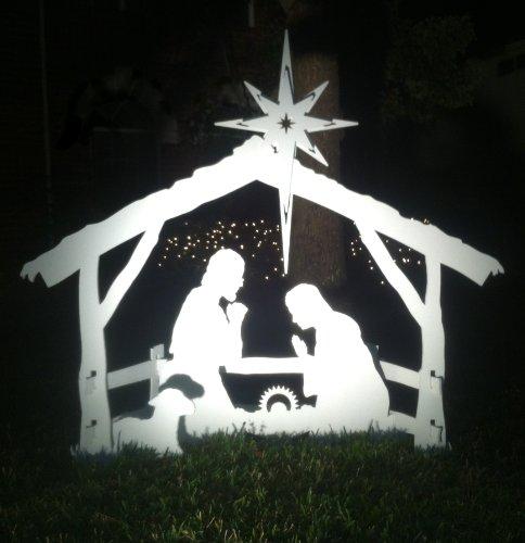 MyNativity Outdoor Christmas Nativity Set, Medium by MyNativity (Image #8)