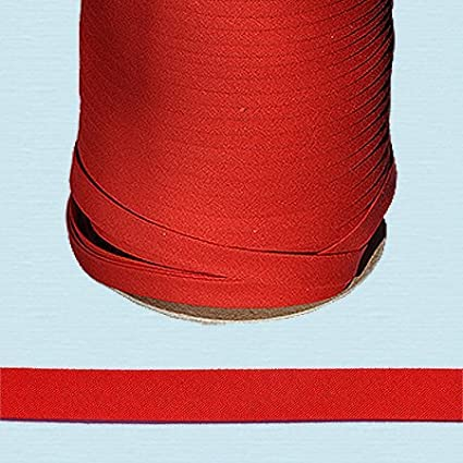 1/2' Wide Double-fold Bias Tape ~ Poly Cotton (3 Yards, Off-white) ZIPPERSTOP
