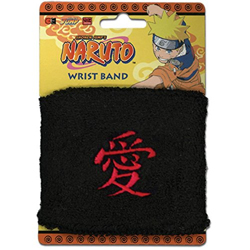 Naruto Mens Gaara Anime Wristband product image