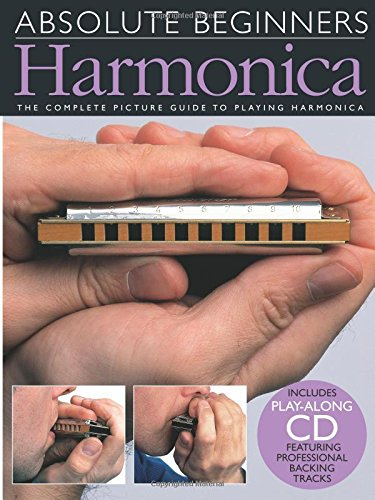 Harmonica Song Sheets - Absolute Beginners - Harmonica