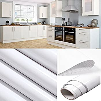 Yazi Paper Wall Sticker Gloss Self Adhesive Vinyl Kitchen