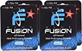 Bluefusion all Natural Testosterone Booster and Male Enhancement Pill for Sexual Pleasure and Male Enchantment ( 4 Blister Packs)