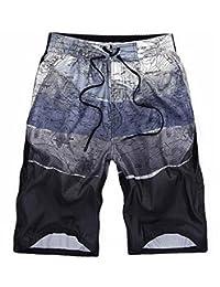 Colygamala Men's Quick Dry Boardshort Beach Shorts Swim Trunks Casual Shorts S-4XL