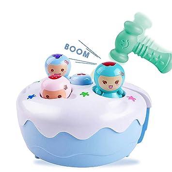 Elektrische Spielen Kuchen Obst Hammer Hamster Musik Spielzeug