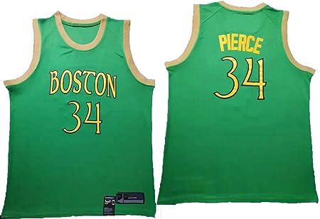 Camiseta de baloncesto de la NBA para hombre, diseño de ...