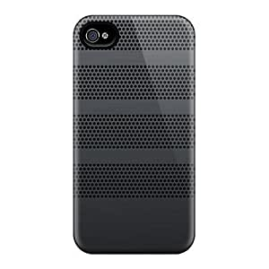 New Arrival Case Specially Design For Iphone 4/4s (perforated Shelves) by icecream design