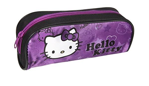 Undercover - Estuche Escolar Hello Kitty (HKAZ0691): Amazon.es: Juguetes y juegos