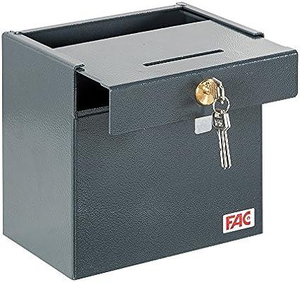 FAC 05439 Caja fuerte para suelo: Amazon.es: Bricolaje y herramientas