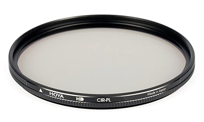 Hoya 40.5mm HD Hardened Glass 8-layer Multi-Coated Circular Polarizing Filter Camera & Photo Polarizing Filters at amazon