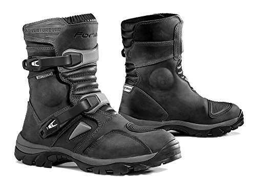 Forma Unisex-Adult Adventure Low Boots (Black, Size 14 US/Size 48 Euro) ()