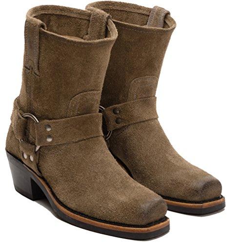 frye boots harness - 3