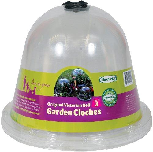 Tierra Garden 50-1100 Haxnicks Protective Plant Bell, (Garden Dome)
