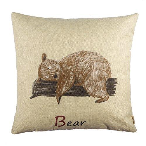 Fjfz Decorative Cushion Pattern Alphabet product image