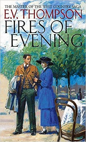 Fires of Evening (Retallick series)