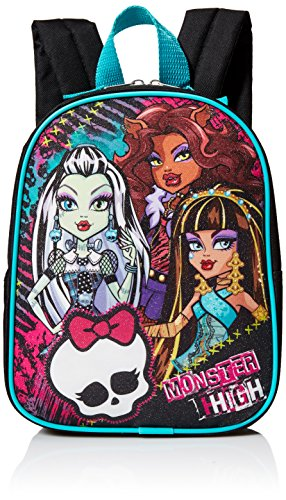 Monster High Girls' Mini Ghoulicious Ghouls Backpack 10 x 8